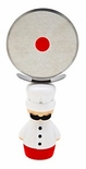 Paysan Pizza Cutter - Red