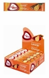 Regina Portuguese Milk Chocolate with Orange Flavor- Laranja 30ct Box