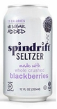 * Spindrift Sparkling Blackberry Seltzer Cans 24/12 oz. (6/4 ct)