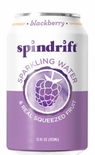 Spindrift Sparkling Blackberry Water Cans 24/12 oz. (6/4 ct)