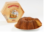 Tortuga Original Caribbean Rum Cake (with Walnuts) 16 oz.