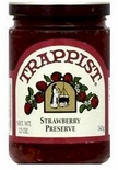 Trappist Strawberry Preserve 12 oz.