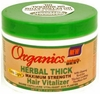 Africa's Best Organics Herbal Thick Maximum Hair Vitalizer 7.5 oz 12 PCS CH122707