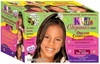 Africa's Best Organics Kids No-Lye Coarse Kit 12 PCS CH150701