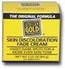 African Gold Fade Cream 2.25 oz 12 PCS STG071