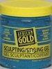 African Gold Sculpting Styling Gel 15 oz 12 PCS STG051-0