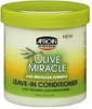 African Pride Olive Miracle Leave-In Conditioner 15 oz 12 PCS AP43415
