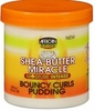 African Pride Shea Butter Curl Pudding 15 oz 12 PCS AP49615