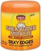 African Pride Shea Butter Silky Edge 6 oz 12 PCS AP49706