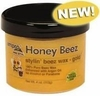 Ampro Honey Beez Wax Gold 4 oz 12 PCS AM40812