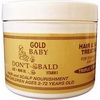 Baby Dont Be Bald Gold Hair Treatment 8 oz 24 PCS MMR65235