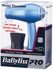 BaByliss Nano Titanium Travel Hair Dryer BABNT053T