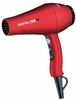 Babyliss Pro TT Tourmalome Titanium 3000 Red Hair Dryer CON5585