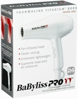 BaByliss Tourmaline Titanium 5000 Hair Dryer BABTTW5586