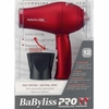 BaByliss Tourmaline Titanium Travel Hair Dryer BABTT053T