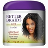 Better Braids Hair Gel 6 oz 12 PCS KL423