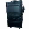 City Lights Extra Large 3 Compartment Soft Case NY410-BK