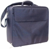 City Lights Jumbo Fabric Suitcase NY880-BK