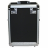 City Lights Maxi Lockable Aluminum Case on Wheels ATC3000