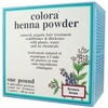 Colora Ash Brown Henna Powder 16 oz FS0202