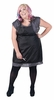 Cricket Black Perfect Fit Apron 5512135