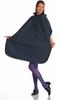Cricket Plain Jane Waterproof Cape Black 5513530