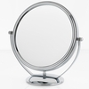 Danielle 10X Magnification Low Profile Ultra Vue Metal Round Base Mirror D809