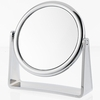 Danielle 10X Magnification Round Ultra Vue Metallic Vanity Mirror D405