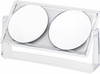 Danielle 12X Magnification Triple Ultra Vue Acrylic Vanity Mirror On Stand D210