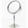 Danielle 2 Tone 7X Magnification Round Straight Stem Vanity Mirror D820