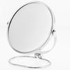 Danielle 5X Magnification Hang Up Plus Ultra Vue Metal Vanity Mirror D807