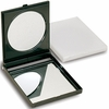 Danielle 6X Magnification Black And Pearl Ultra Vue Folding Travel Mirror D175