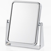 Danielle 7X Magnification Rectangular Ultra Vue Metallic Vanity Easel Mirror D409