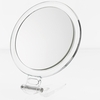 Danielle 7X Magnification Round Hand Held Ultra Vue Mirror D222