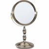 Danielle 8X Magnification Pewter Look Vanity Mirror D266A
