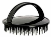 Denman Gentle Styling Twister Shampoo Brush E006SBLK