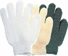 Earth Therapeutics White Exfoliating Hydro Gloves ET91171