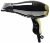 Elchim 3900 Hair Dryer Black & Gold