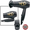Gold N Hot Hair Dryer 1875 Watt Foldable Handle GH3204