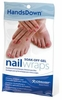 Graham HandsDown Soak Off Gel Nail Wraps With Wooden Cuticle Sticks 60663