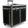 Hairart Aluminum Beauty Case With Trolley & Trays 79156