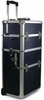 Hairart Aluminum Case With Trolley & Trays 79168