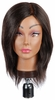 "Hairart Cheryl 12"" Afro Straight Value Mannequin Head 2020H"