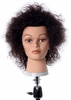 "Hairart Deluxe Mannequins Dionne Afro Perm 8"" 4382"