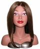 Hairart Elite Mannequin Head Courtney African American Hair 4309