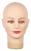 Hairart Hard Rubber Mannequin Head 102F