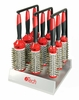 Hairart iTech Magnetic Thermal & Tourmaline Boar 9 Brush Set 88849