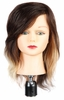 Hairart Roxy 5 Color Hair Deluxe Mannequin Head 4014