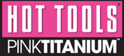 Hot Tools Pink Titanium