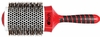 "Hairart iTech 3 3/4"" Magnetic Tourmaline Boar & Nylon Bristle Brush 76600"
